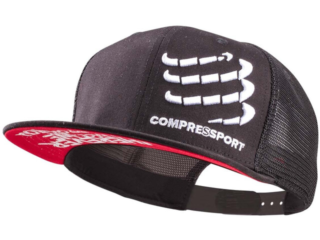Compressport Trucker Cap Headwear black